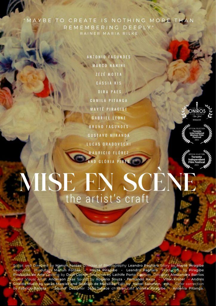 Mise en Scène: a Artesania do Artista
