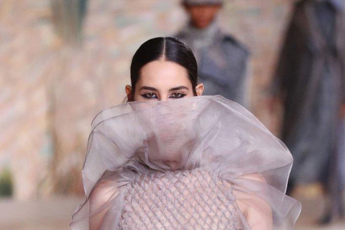 Dior, na Paris Fashion Week