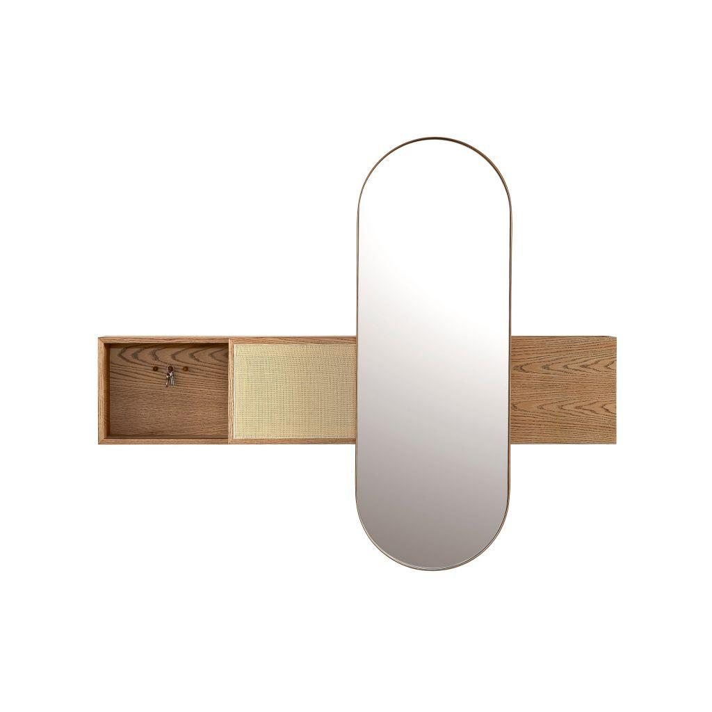 Espelho Nexo desenvolvido para Lider Interiores.