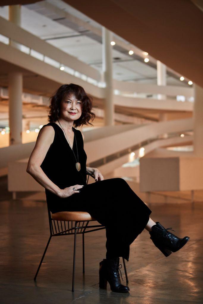 retrato da designer Noemi Saga