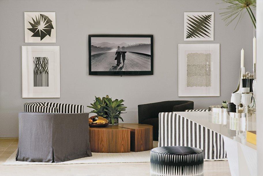 Ambiente criado pelo arquiteto Roberto Migotto.