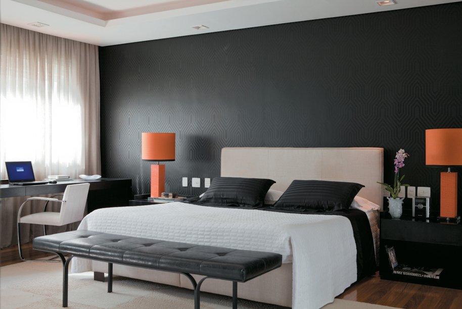 Apartamento com projeto do decorador Beto Galvez e a arquiteta Nórea De Vitto.
