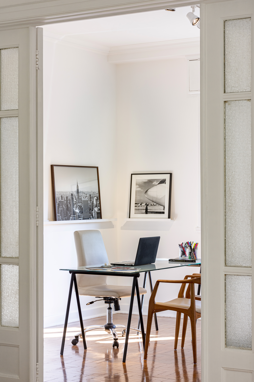 Galeria Constance especializada em fotografia, no centro de São Paulo