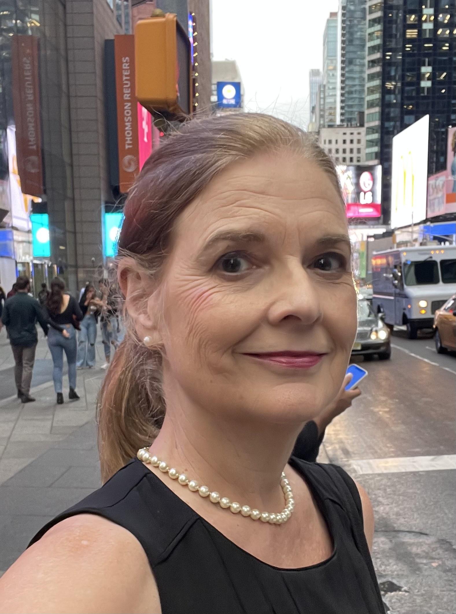 Anne Nelson - 11 de setembro