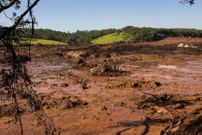 Dam broken at iron ore mine in Brazil