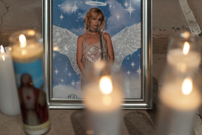 Vigil for Halyna Hutchins